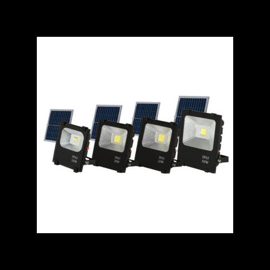 Napelem paneles LED reflektor - 20W