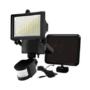 Kép 3/6 - Mozgásérzékelős, napelemes reflektor, 60 LED