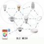 Kép 7/7 - RGB-CCT LED panel , 12W , süllyesztett , kerek , dimmelhető , színes , állítható fehér színárnyalat , Bluetooth , LEDISSIMO SMART